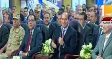 الرئيس السيسى يشيد بدور شركة سيمنز فى مصر: قامت بعمل غير مسبوق عالميًا
