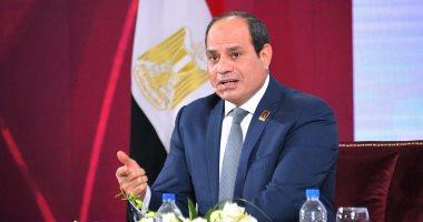 الرئيس السيسى: نثق فى قدرة اليمن وشعبه على النهوض من عثرته