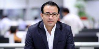 الكاتب الصحفى دندراوى الهوارى