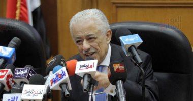 طارق شوقى: الرئيس يعلن نظام التعليم الجديد خلال الشهر الجارى