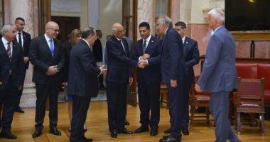 سفارة مصر فى بلجراد: افتتاح المعرض الوثائقى المصرى بحضور رئيس مجلس النواب
