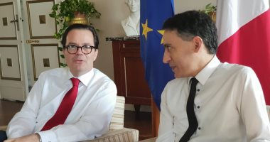 سفير فرنسا بالقاهرة: ماكرون يزور مصر قريبا