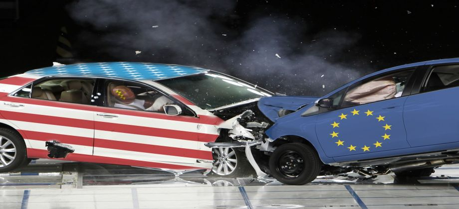 محاولات أوروبا الأخيرة لتجنب الحرب التجارية مع أمريكا