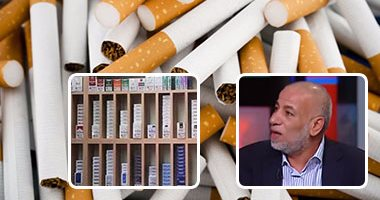 رئيس شعبة الدخان: نعمل على إنتاج سجائر جديدة لمحدودى الدخل