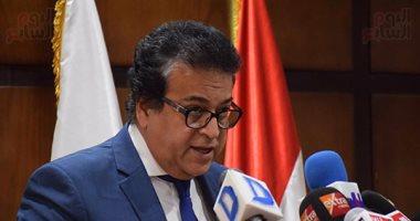 وزير التعليم العالى ينتقد ارتفاع نسب النجاح بالثانوية: فيه حاجة مش منطقية