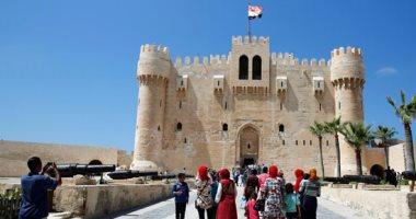 محافظ الإسكندرية: قلعة قايتباى متاحة للجميع.. وأوقفنا إجراءات الطرح للاستثمار