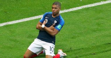 كأس العالم 2018.. مبابى يضيف هدف فرنسا الرابع ضد كرواتيا