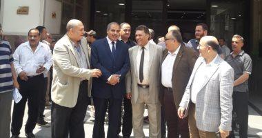 جامعة الأزهر تشكل لجنة هندسية لكتابة تقرير بصلاحية مبنى حريق مستشفى الحسين