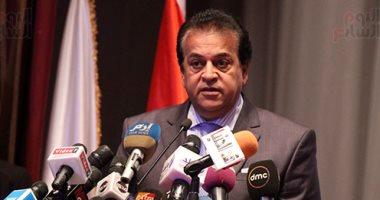 وزير التعليم العالى: الجامعات الجديدة ستقدم منح للمتفوقين