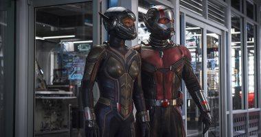 فيلم Ant-Man and the Wasp يكسر حاجز الـ80 مليون دولار بأمريكا خلال 48ساعة