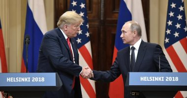 ترامب يعلن عن تطلعه للقاء نظيره الروسى مرة ثانية
