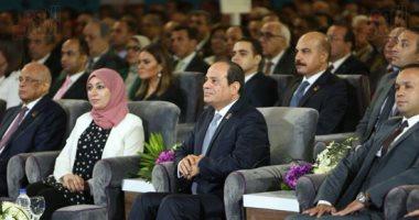 مؤتمر الشباب يعرض فيلما تسجيليا عن حال التعليم فى مصر أمام الرئيس