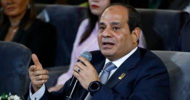 الرئيس السيسي يوجه الحكومة بتعظيم استغلال عملية إعادة تدوير المخلفات الصلبة