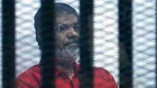 سماع الشهود في محاكمة مرسي وآخرين اليوم بـ«اقتحام السجون»