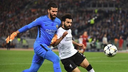 حارس ليفربول الجديد: سعيد بعدم اللعب أمام محمد صلاح مرة أخرى