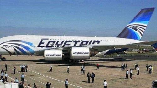 «مصر للطيران» تنقل 14 ألف راكبا على متن 98 رحلة خلال 24 ساعة