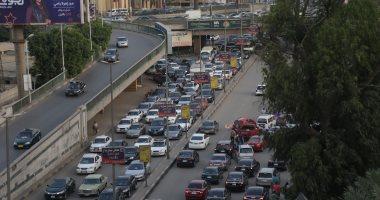 سيولة مرورية و انتظام لحركة السيارات بمحاور و ميادين القاهرة و الجيزة