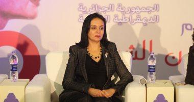 مايا مرسى: اختيار المرأة محافظا للمرة الثانية يؤكد نجاح التجربة