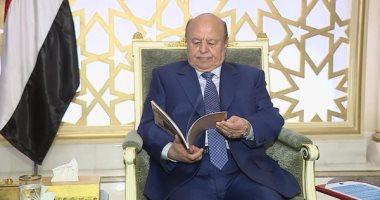 اليمن: هادى يشكر السيسي لجهود مصر الداعمة لليمن