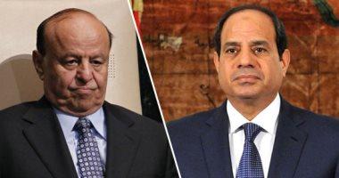 اليمن يجدد تأييده لتصريحات الرئيس السيسي بشأن ليبيا
