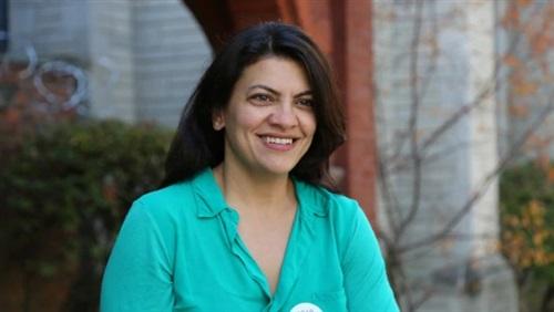 أول مسلمة من أصل فلسطيني تترشح لعضوية الكونجرس الأمريكي