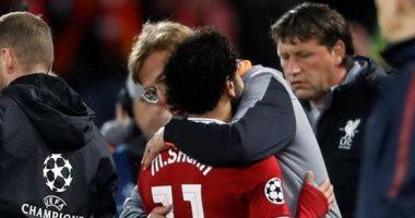محمد صلاح مفاجأة ليفربول ضد باريس سان جيرمان