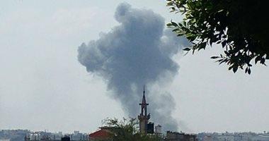 ارتفاع حصيلة ضحايا الفلسطينيين فى غارات طائرات الاحتلال فجر اليوم لـ 3 شهداء