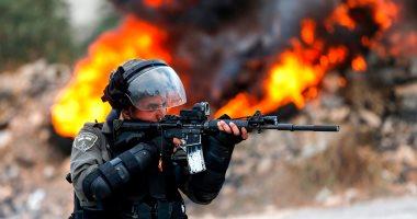 إصابة فلسطينى بـ 3 رصاصات خلال مواجهات مع جيش الاحتلال الإسرائيلى