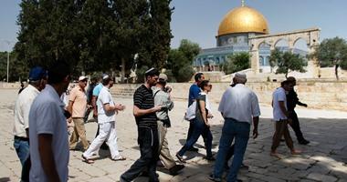 """إصابة 26 فلسطينيا فى مواجهات قبل اقتحام مستوطنين لمقام """"النبى يوسف"""""""