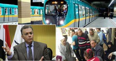 وزير النقل: ندرس تطبيق سعر تذكرة جديد مع افتتاح مترو مصر الجديدة