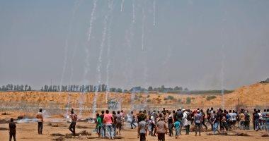 تبادل لإطلاق النار بين جنود إسرائيليين وفلسطينى عند الحدود مع غزة
