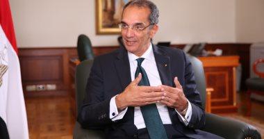وزير الاتصالات يعلن تحصيل مصروفات جميع المدارس عبر مكاتب البريد المصرى