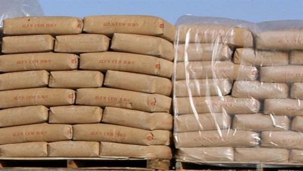 استقرار أسعار الأسمنت بسوق مواد البنا
