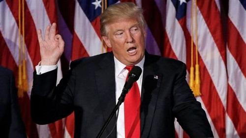 ترامب يدافع عن خاشقجي ويشيد بالاعتداء على صحفي أمريكي
