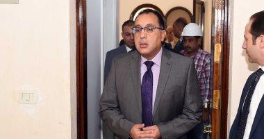 رئيس الوزراء يُجرى اتصالاً بالسفير المصرى فى بكين للاطمئنان على الجالية المصرية