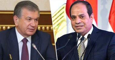 نص البيان المشترك حول زيارة الرئيس السيسى إلى أوزبكستان