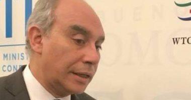 سفير مصر بالأمم المتحدة: الأزمة الليبية تمر منذ فترة بمرحلة غاية فى الدقة