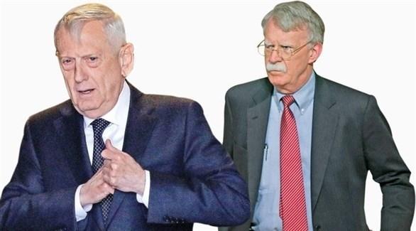 هل تبقى أمريكا في سوريا لإخراج إيران؟