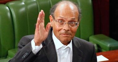 بلاغ يطالب بمنع منصف المرزوقى رئيس تونس السابق من دخول الأراضى المصرية