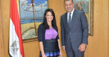 وزيرة السياحة تشكر شركة jwt على جهودها للترويج للسياحة المصرية