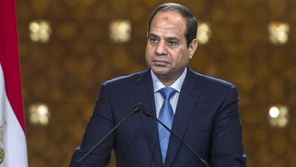 السيسي: الإصلاح الاقتصادي سر إشادة المؤسسات الدولية بمصر