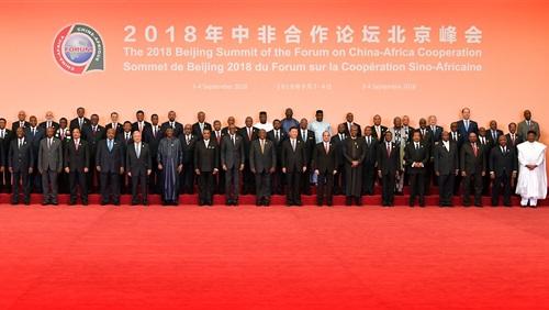 اعتماد «إعلان بكين» في ختام منتدى الصين أفريقيا