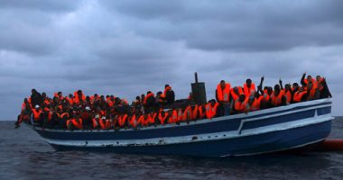 """""""حرس السواحل الليبى"""": إنقاذ 235 مهاجرا غير شرعى بينهم 12 مصريا"""