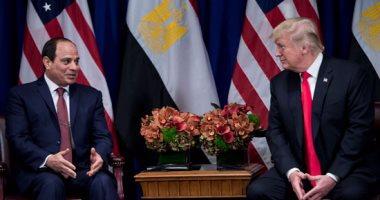 البيت الأبيض: ترامب يلتقى بزعماء مصر وفرنسا وبريطانيا واليابان فى نيويورك