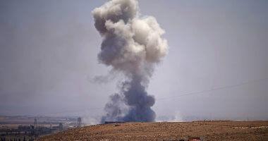 سانا: سماع دوى عدة انفجارات فى شمال غرب سوريا بريف حماة