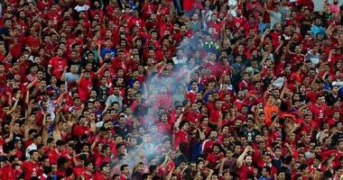 اتحاد الكرة: 20 ألف متفرج فى مباراة الأهلى وحوريا الغينى