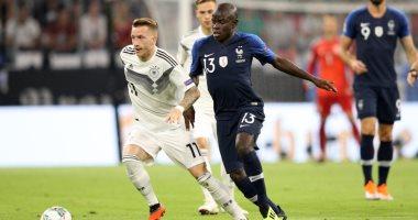 فيديو.. شوط سلبى بين ألمانيا ضد فرنسا فى دورى الأمم الأوروبية
