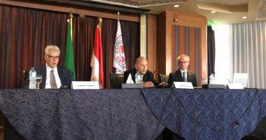 وزير العدل: مصر تطبق وتحترم المعاهدات الدولية والقانون الإنسانى