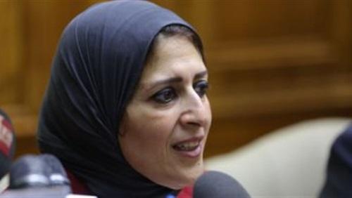 وزيرة الصحة تعرض أمام السيسي جهود تنفيذ مشروع جمع وتصنيع البلازما