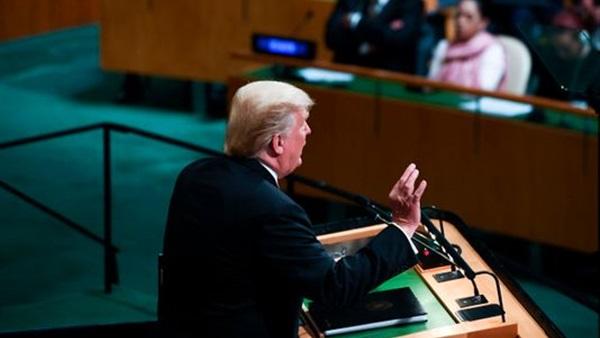 129 دولة عضوا بالأمم المتحدة توقع على تعهد ترامب لمكافحة المخدرات